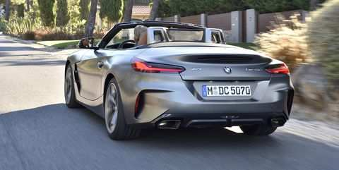 94 The 2019 BMW Z4 First Drive
