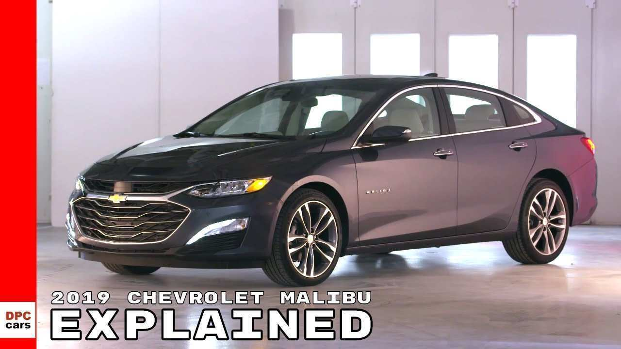 94 The 2019 Chevy Malibu Ss Concept