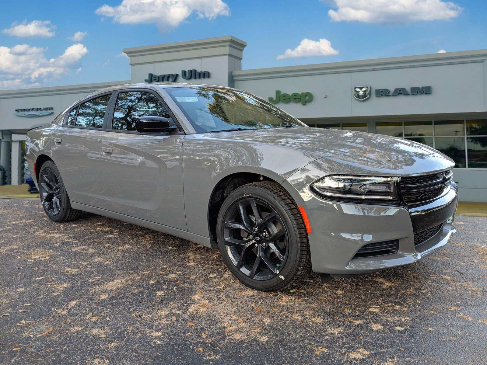 94 The 2019 Dodge Charger Exterior