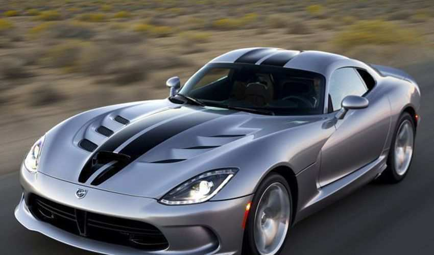94 The 2019 Dodge Viper Research New