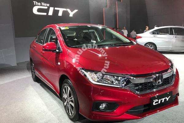 94 The 2019 Honda City Specs