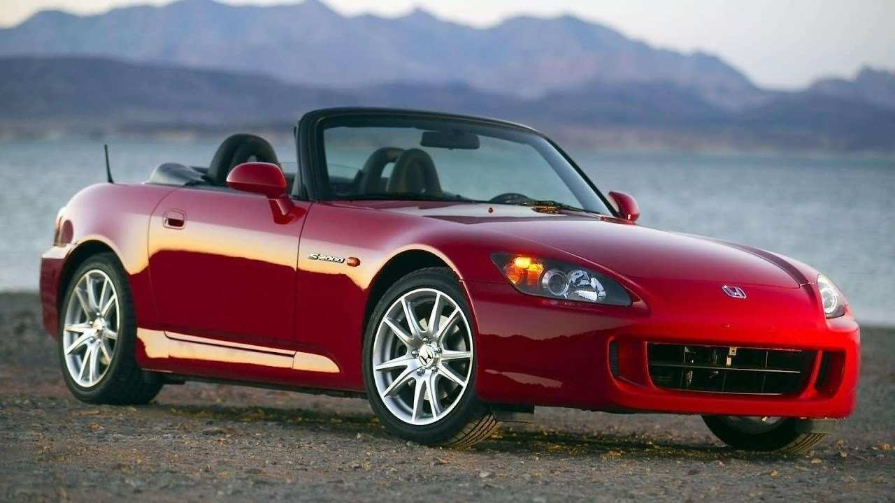 94 The 2019 Honda S2000 First Drive