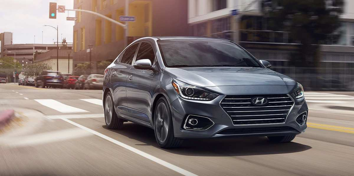 94 The 2019 Hyundai Accent Redesign And Concept