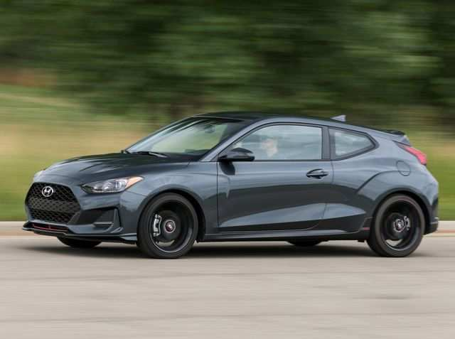 94 The 2019 Hyundai Veloster Turbo Research New