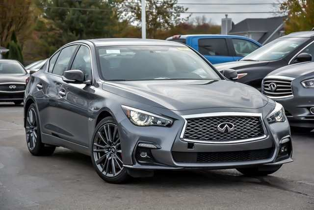 94 The 2019 Infiniti Q50 Exterior And Interior