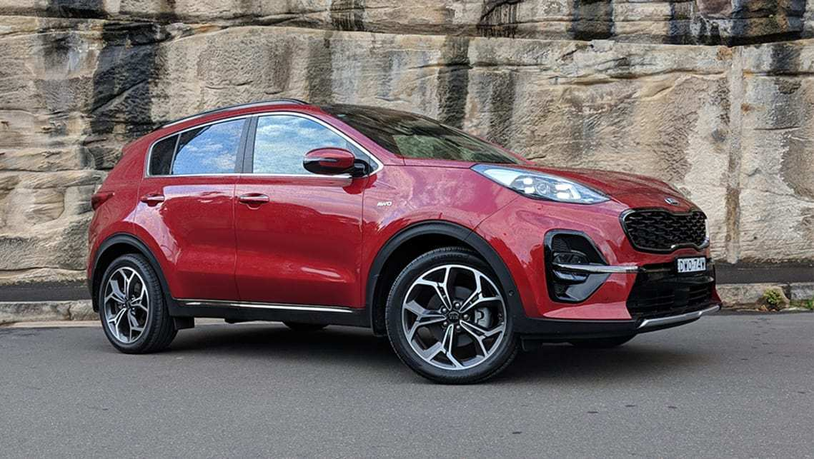 94 The 2019 Kia Sportage Review New Review