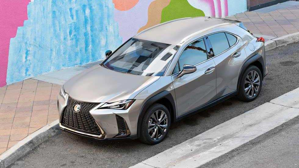 94 The 2019 Lexus Ux Release Date Speed Test