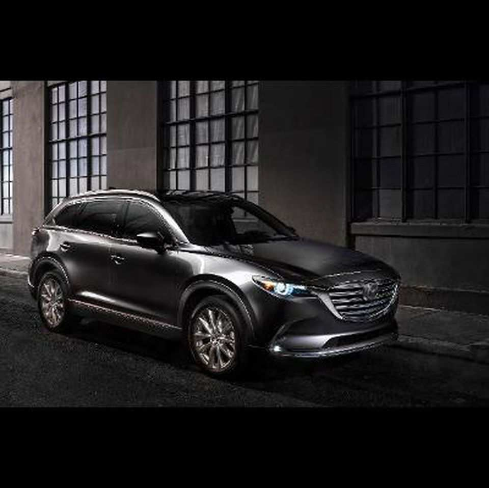 94 The 2019 Mazda CX 9 First Drive