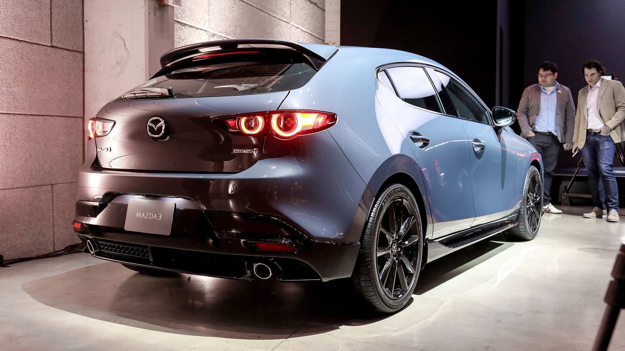 94 The 2019 Mazdaspeed 3 Performance