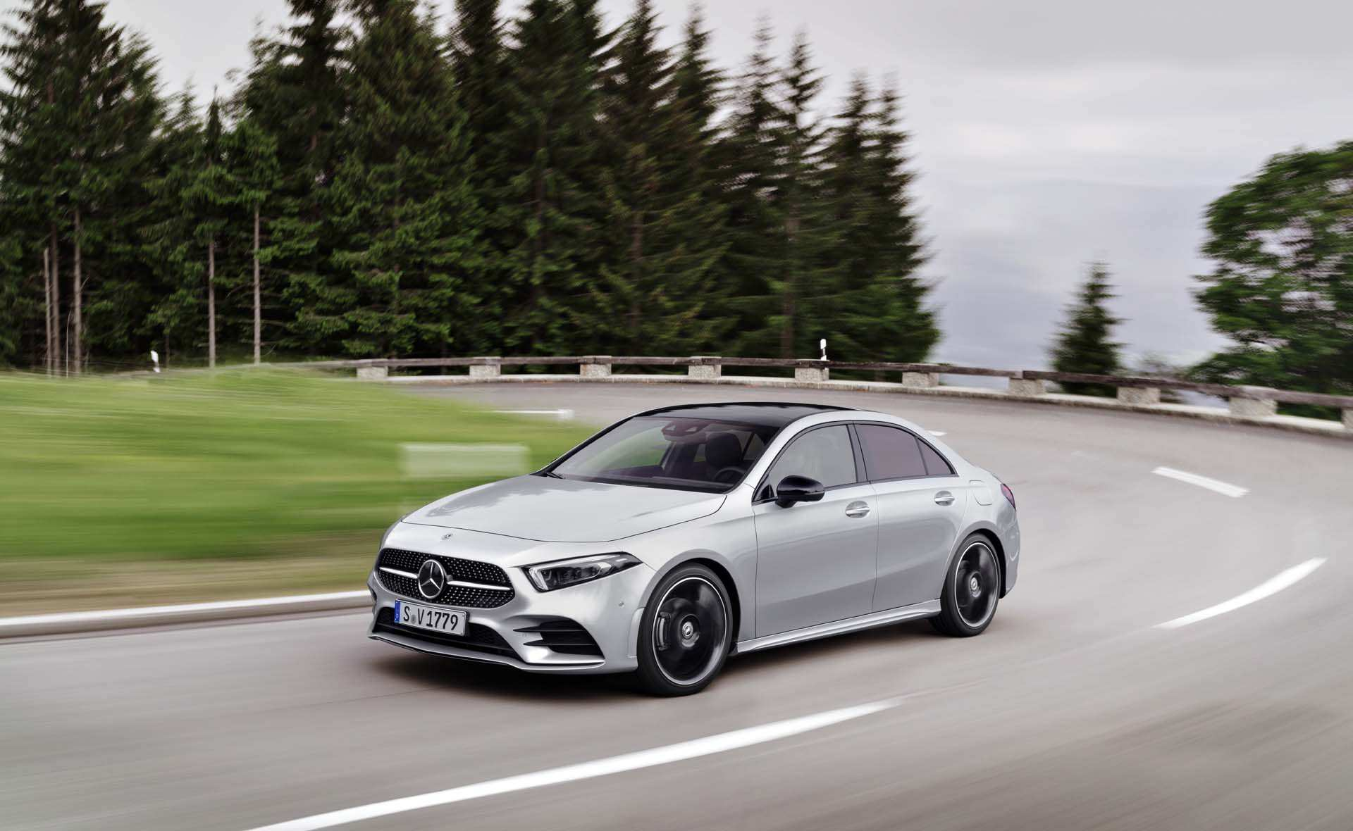 94 The 2019 Mercedes A Class Usa Images