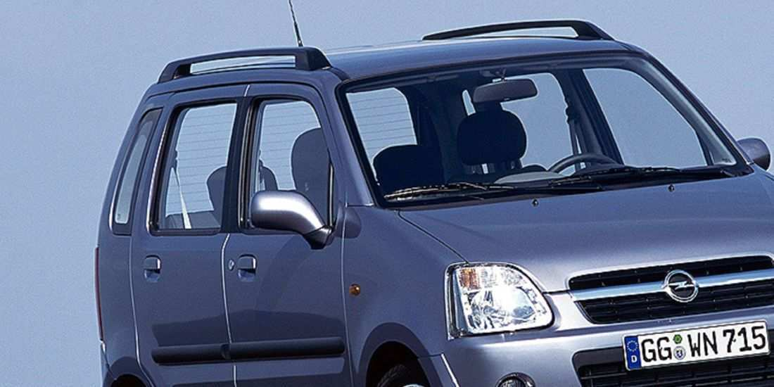 94 The 2019 Opel Agila Price And Review