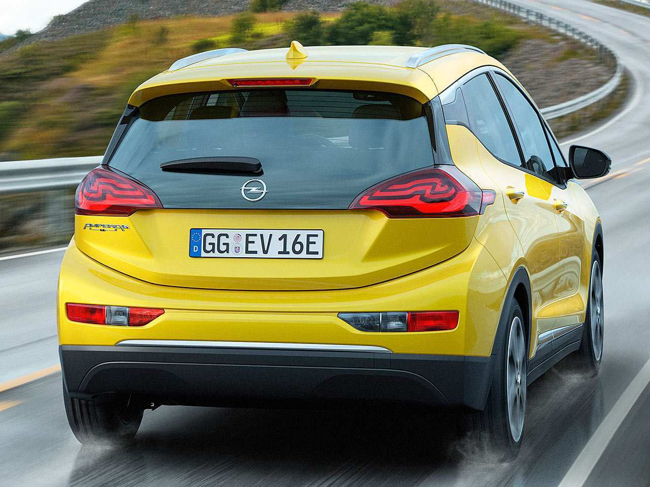 94 The 2019 Opel Ampera Price Design And Review