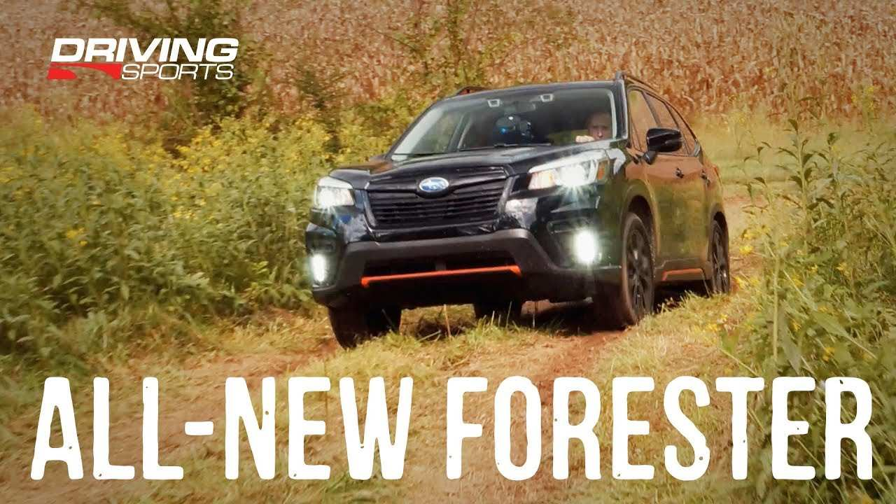 94 The 2019 Subaru Forester Sport 2 Picture