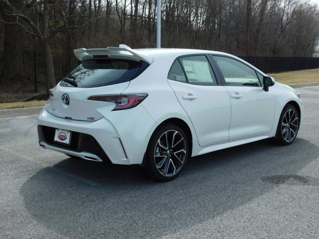 94 The 2019 Toyota Corolla Hatchback Specs And Review