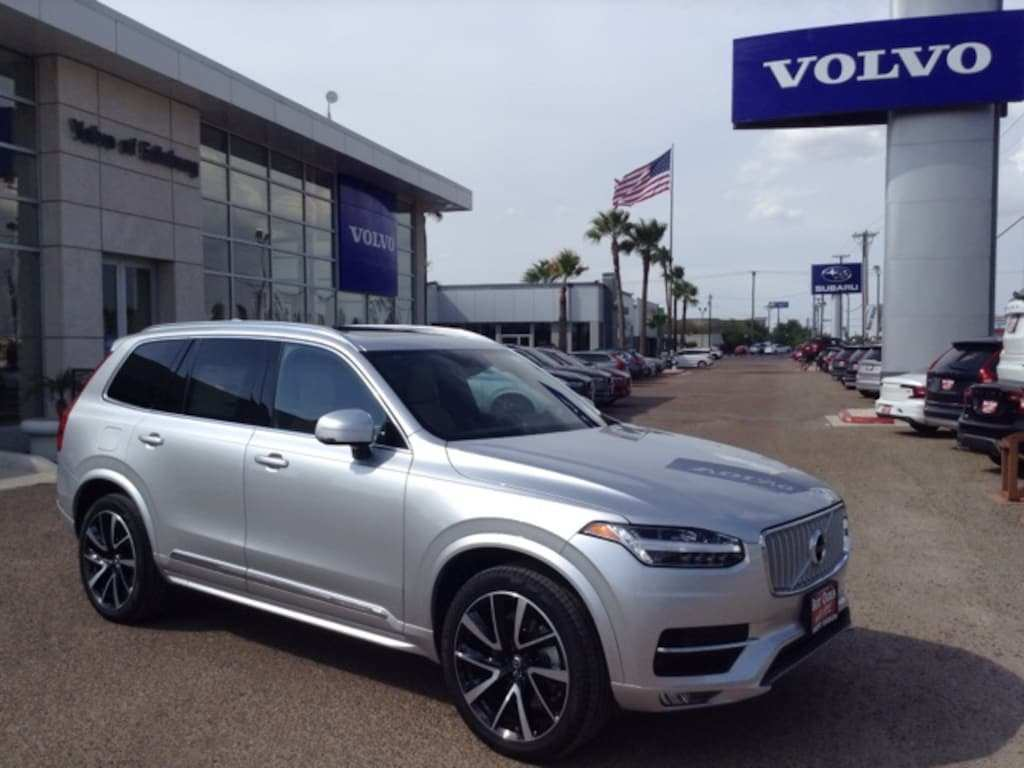 94 The 2019 Volvo XC90 Configurations
