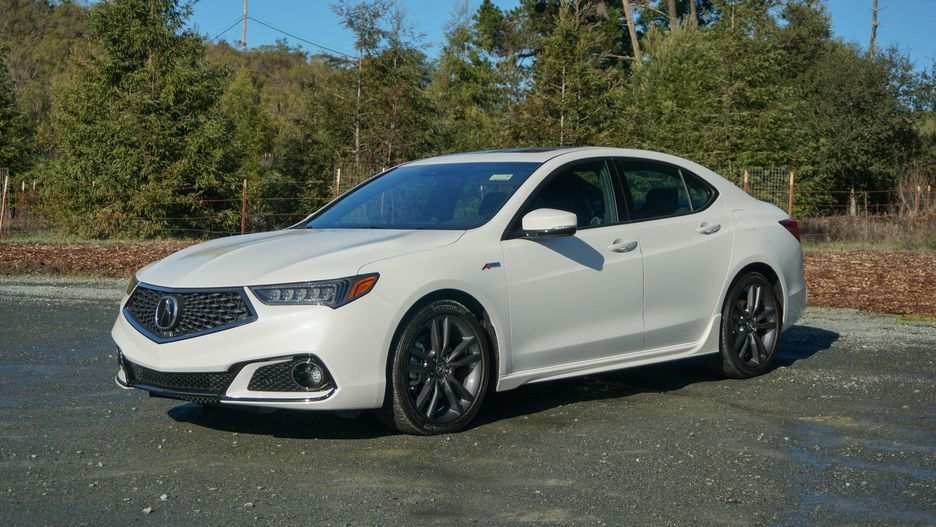 94 The 2020 Acura TLX First Drive