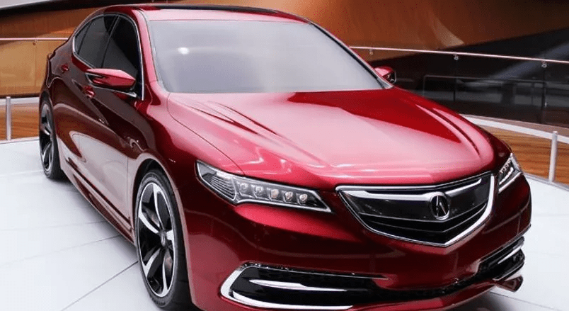 94 The 2020 Acura Tl Model