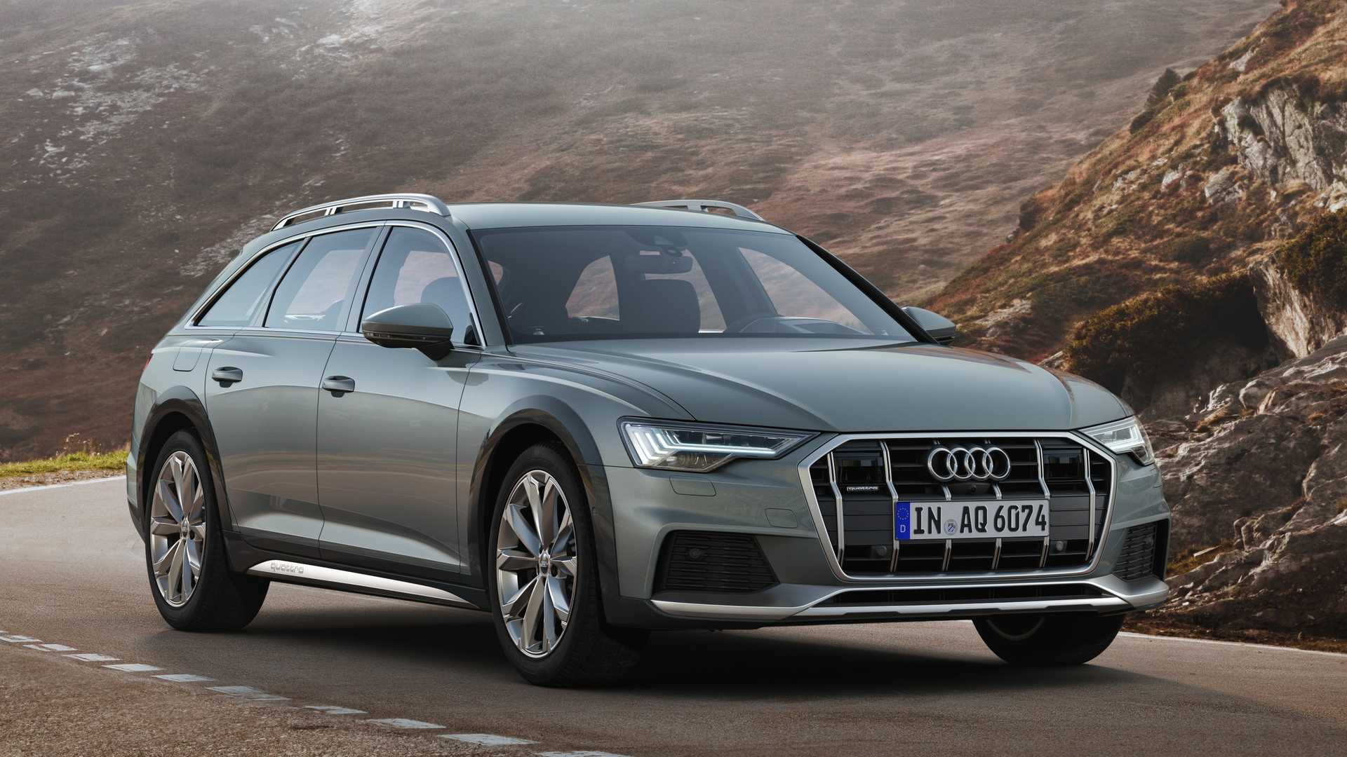 94 The 2020 Audi A6 Allroad Usa Speed Test