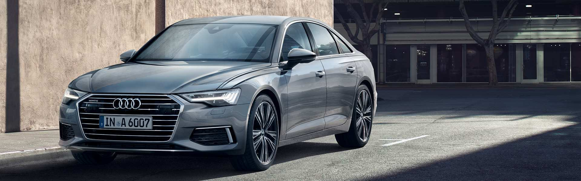 94 The 2020 Audi A6 Redesign And Concept
