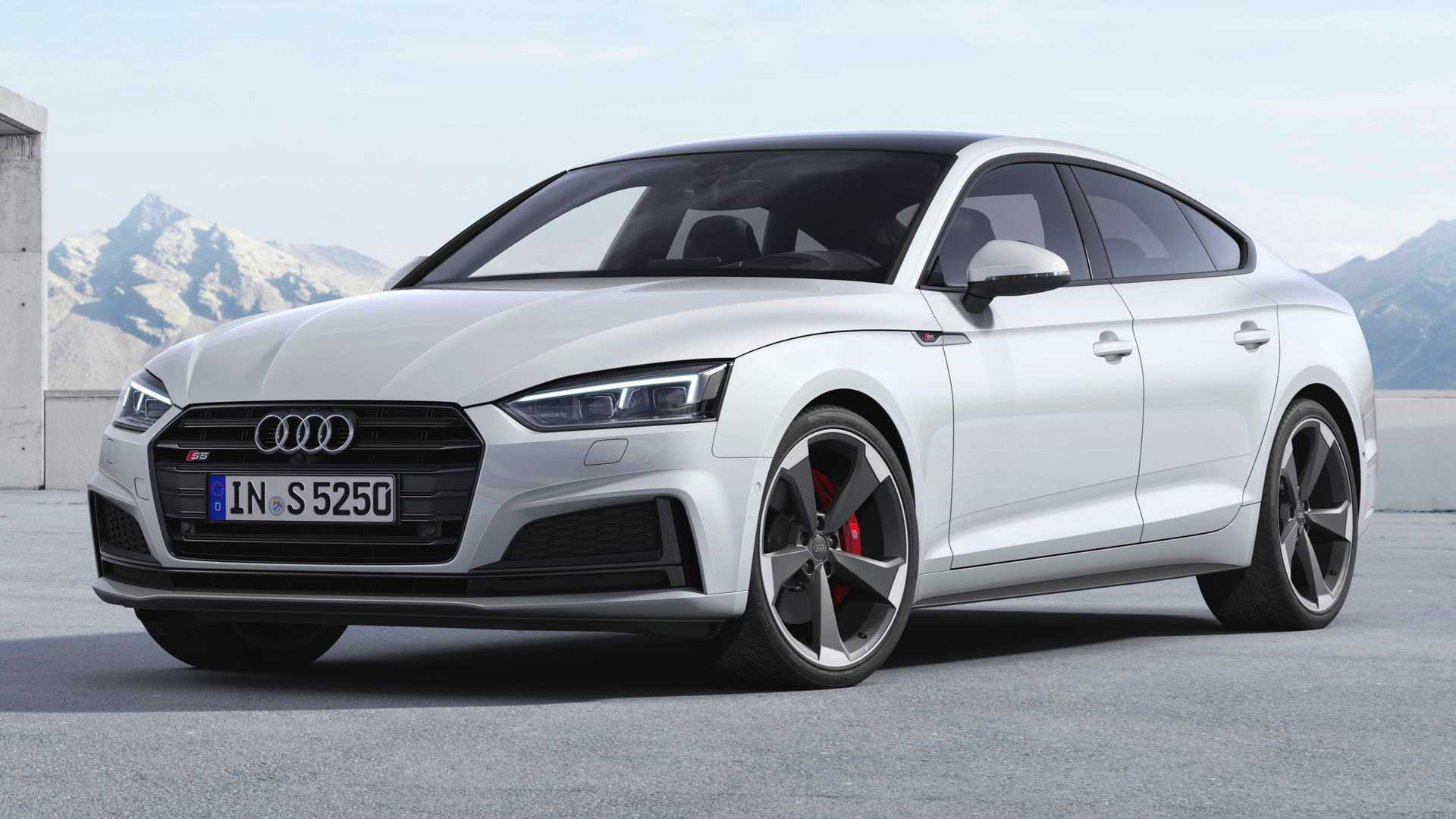 94 The 2020 Audi Rs5 Spesification