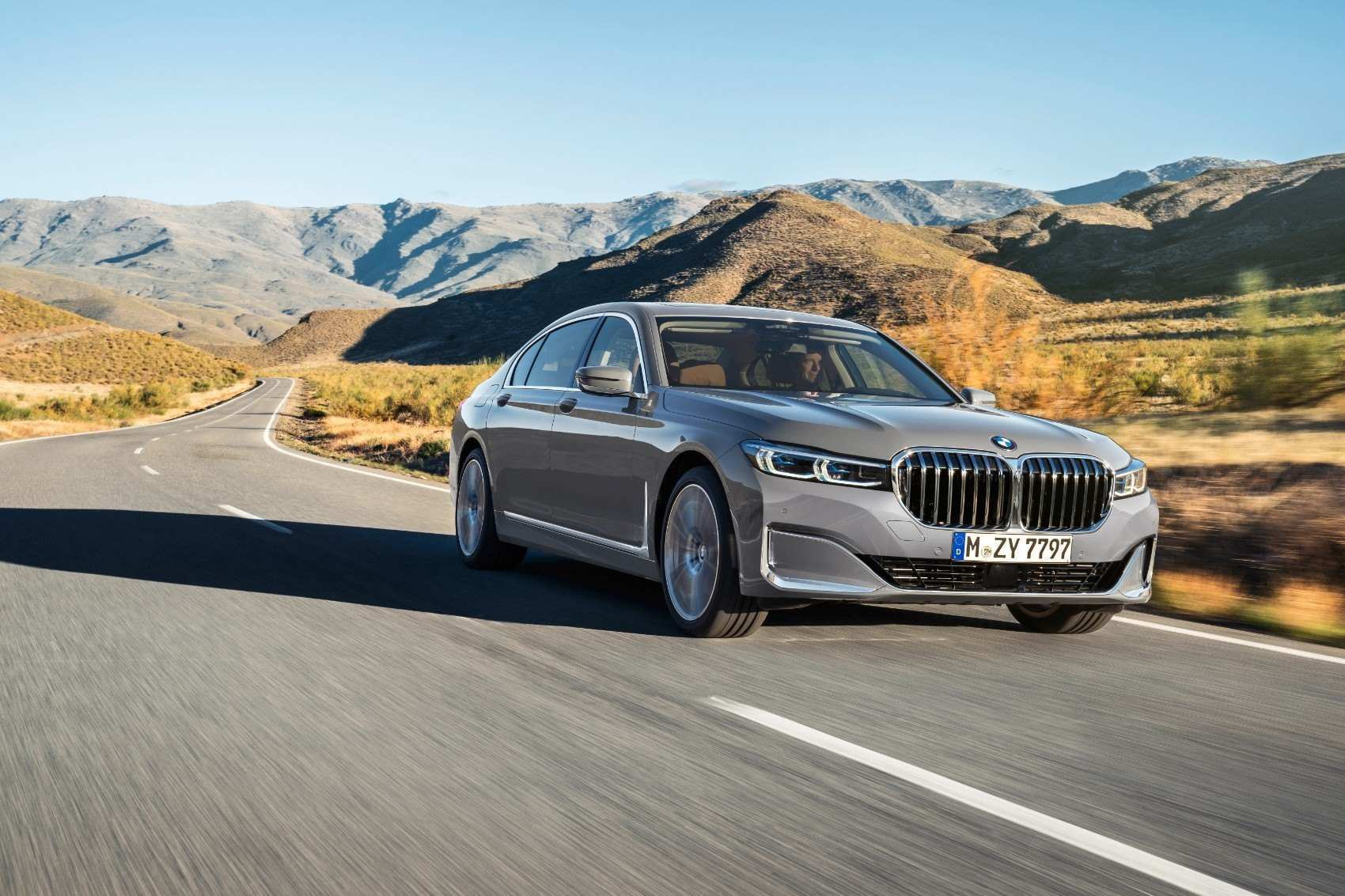 94 The 2020 BMW 7 Series Order Guide Rumors