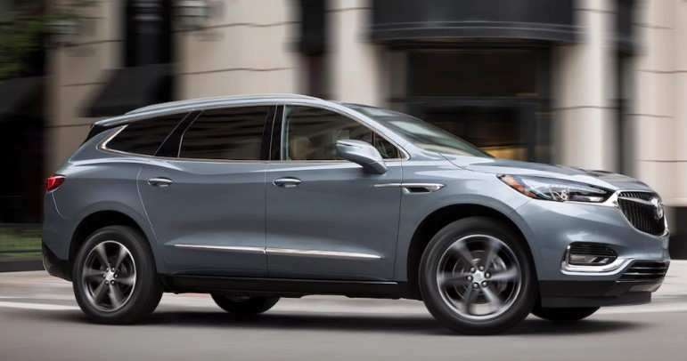 94 The 2020 Buick Enclave Speed Test