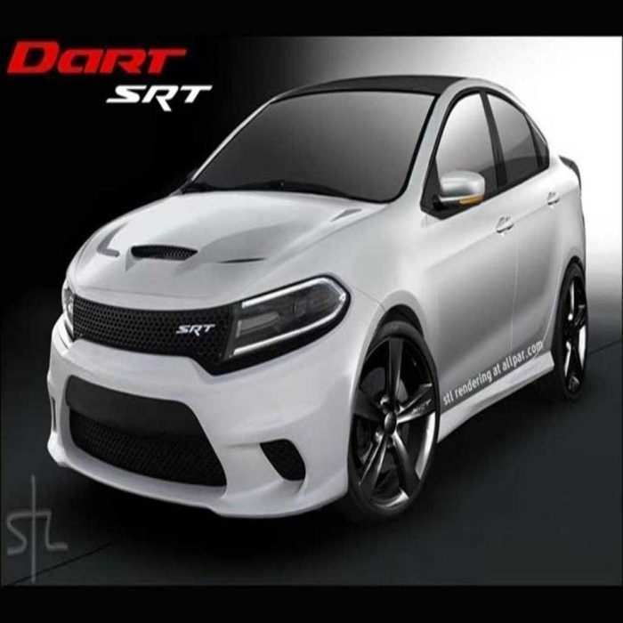 94 The 2020 Dodge Dart SRT Model
