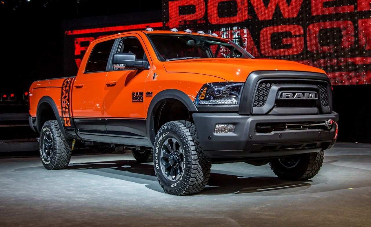 94 The 2020 Dodge Power Wagon Concept And Review