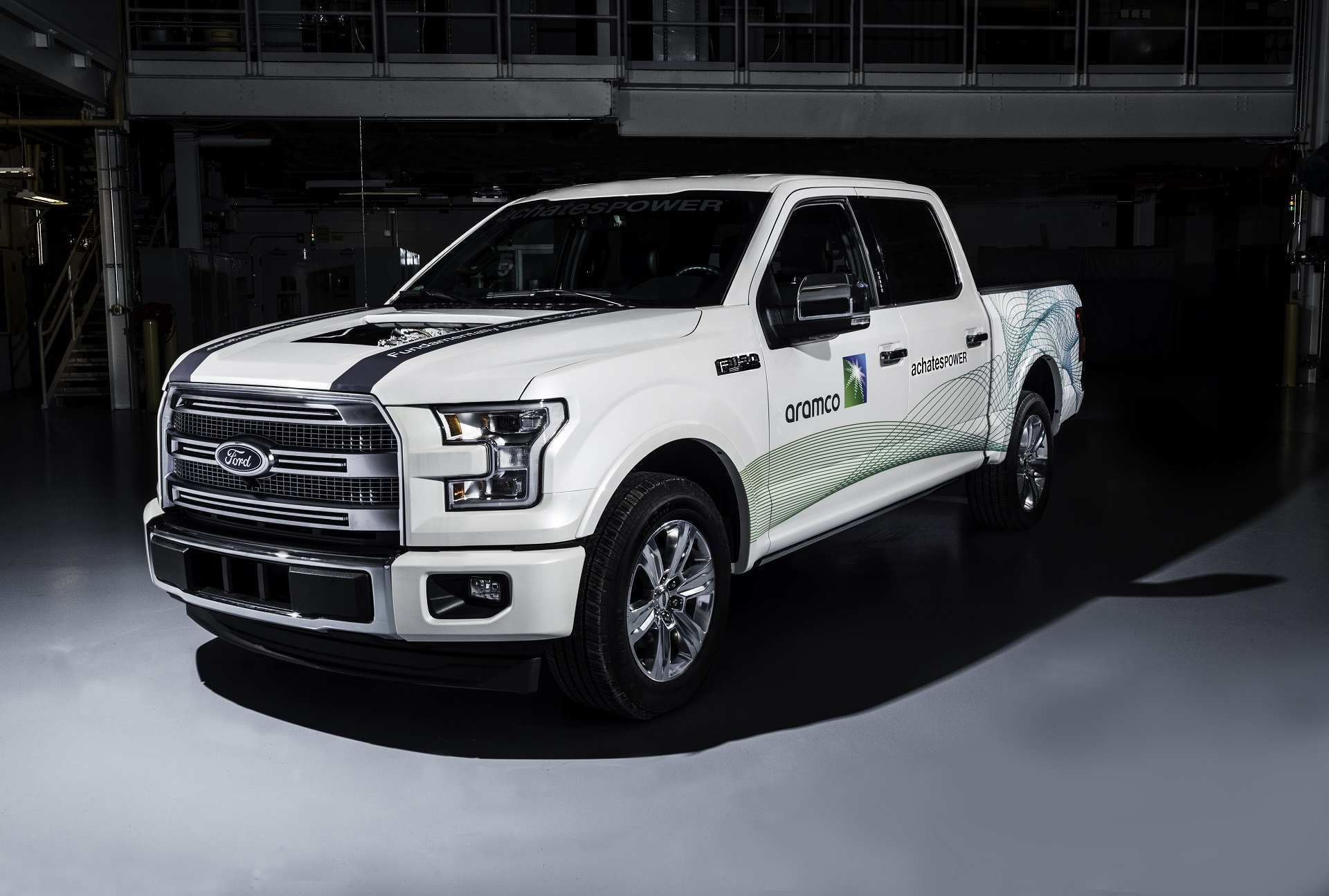 94 The 2020 Ford Atlas Engine Concept And Review