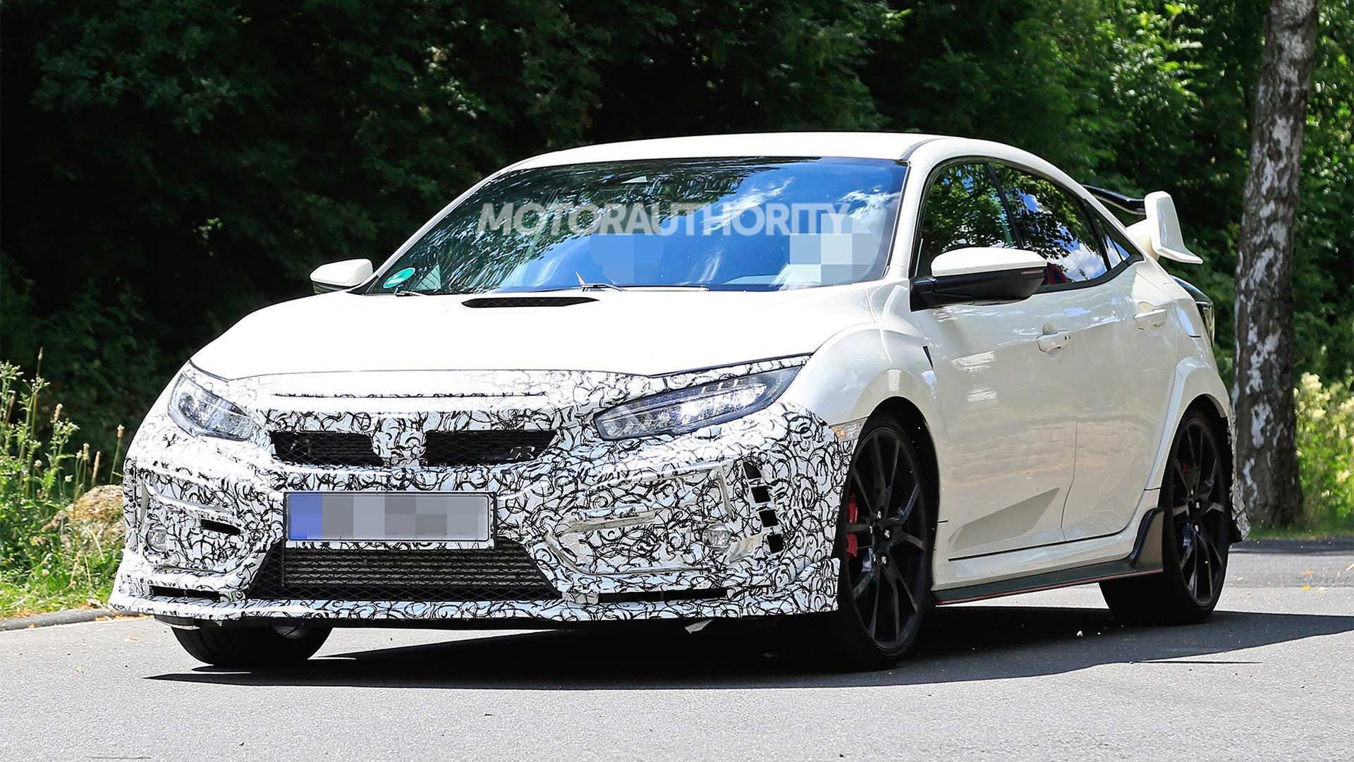 94 The 2020 Honda Civic Type R New Model And Performance