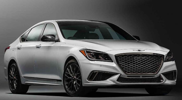 94 The 2020 Hyundai Genesis Coupe V8 Pricing
