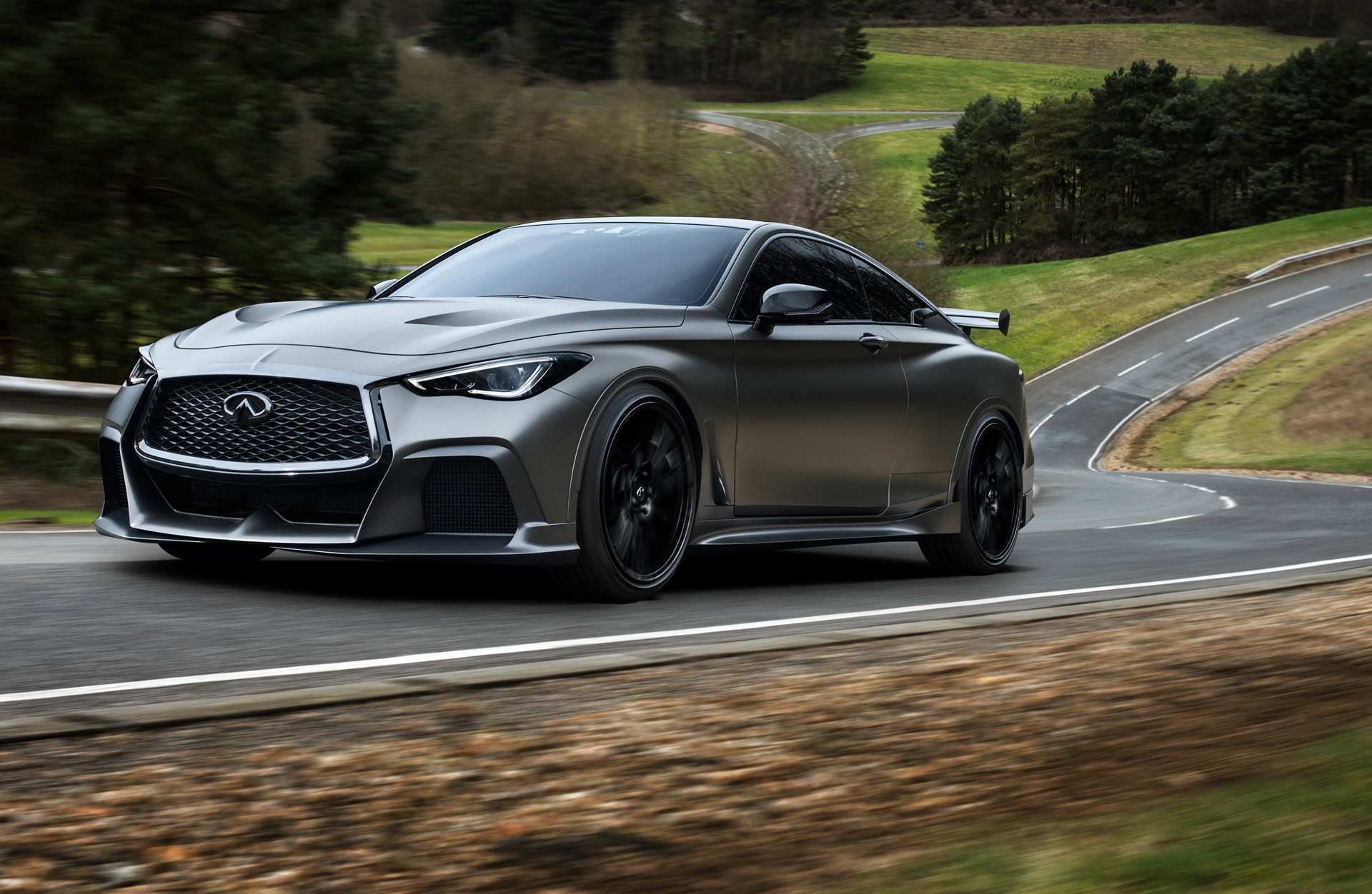 94 The 2020 Infiniti Q60 Coupe Style