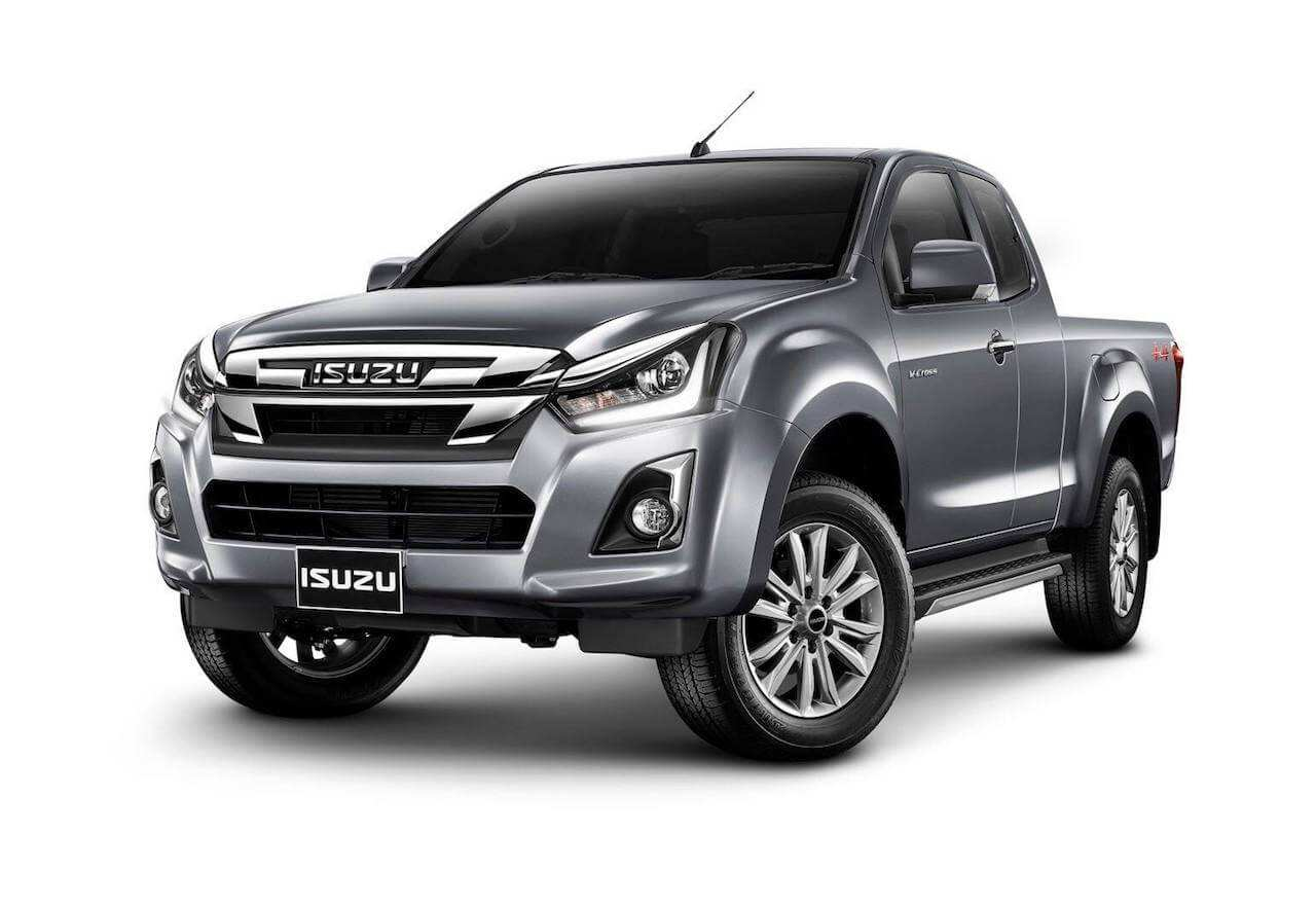 94 The 2020 Isuzu Dmax Speed Test