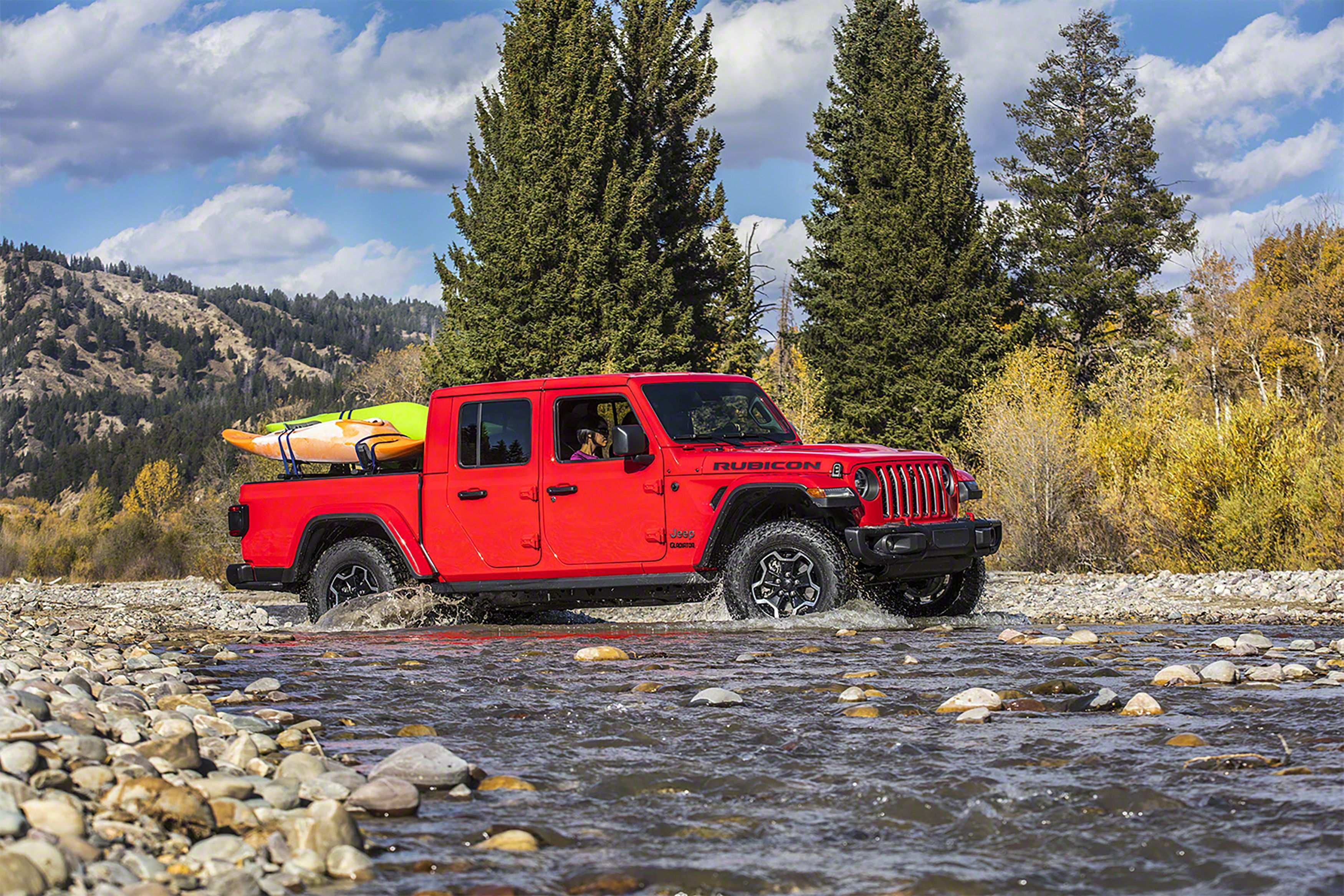 94 The 2020 Jeep Gladiator Forum Price Design And Review