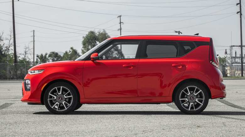 94 The 2020 Kia Soul Gt Turbo Redesign And Concept