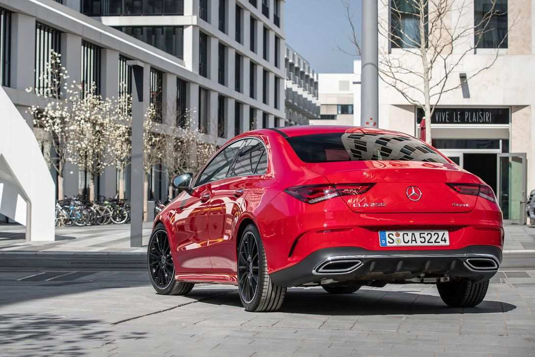 94 The 2020 Mercedes CLA 250 Style