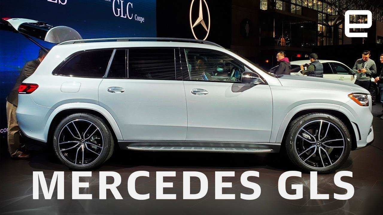 94 The 2020 Mercedes GLS Prices