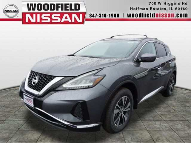 94 The 2020 Nissan Murano Exterior