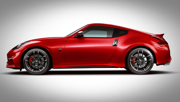 94 The 2020 Nissan Z Nismo Picture