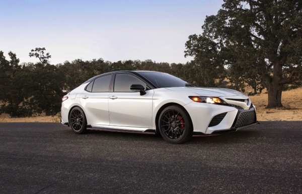 94 The 2020 Toyota Camry Redesign