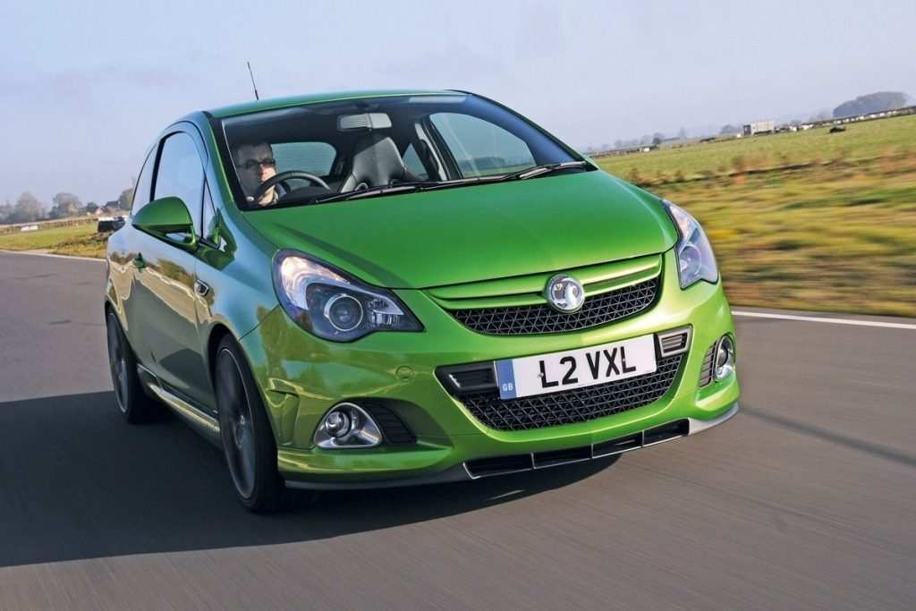 94 The 2020 Vauxhall Corsa VXR Exterior And Interior