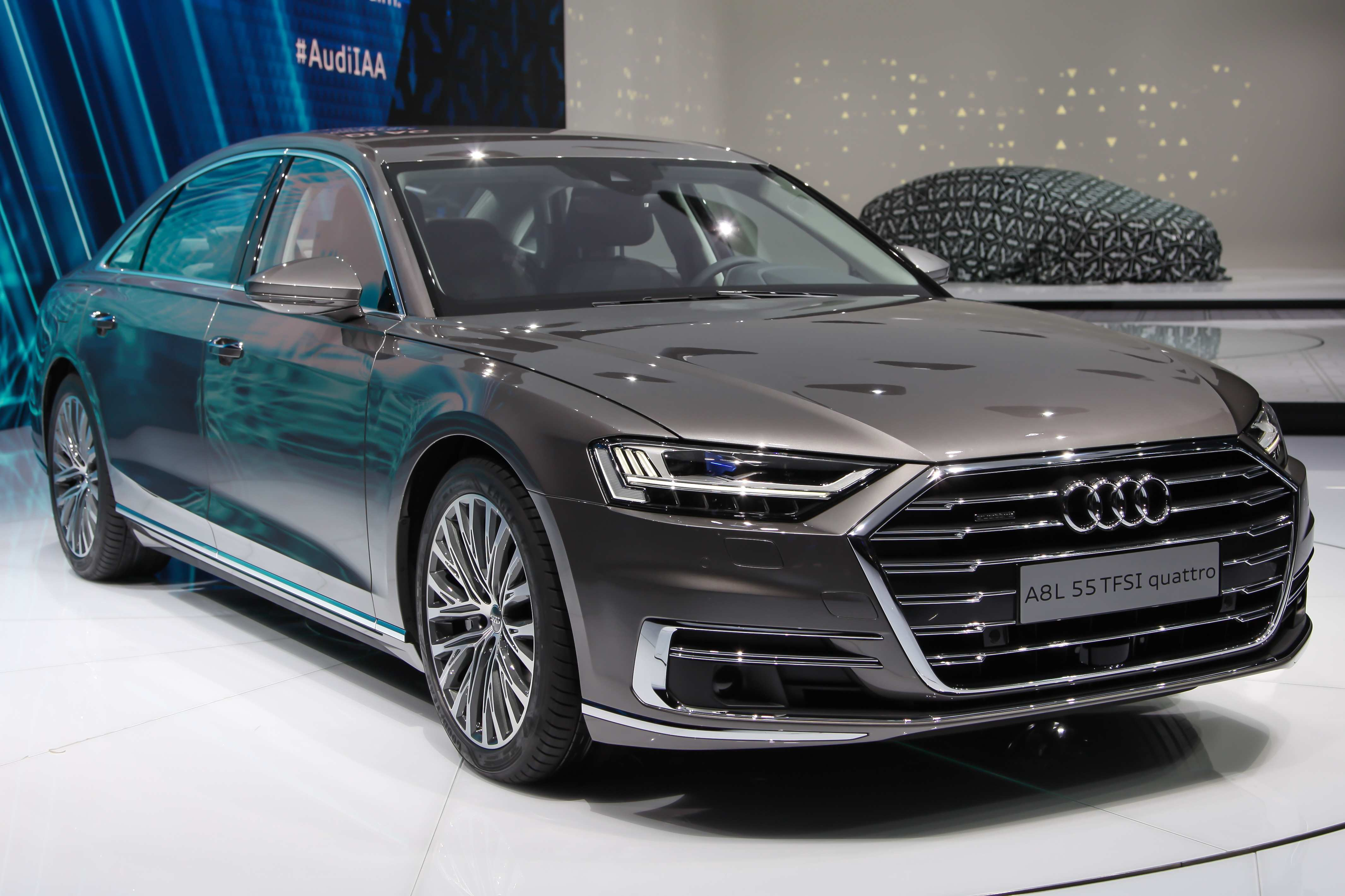 94 The Audi A8 Redesign