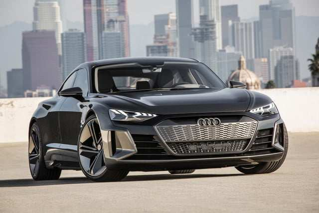 94 The Audi Concept 2020 Ratings