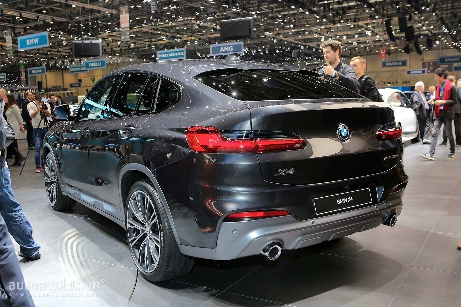94 The BMW X62019 Spesification