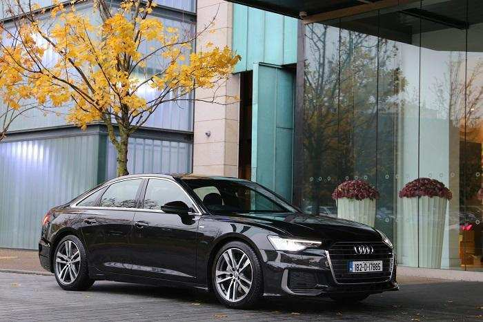 94 The Best 2019 Audi A6 Exterior