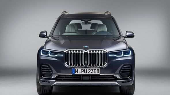 94 The Best 2019 BMW X7 Suv Series New Model And Performance
