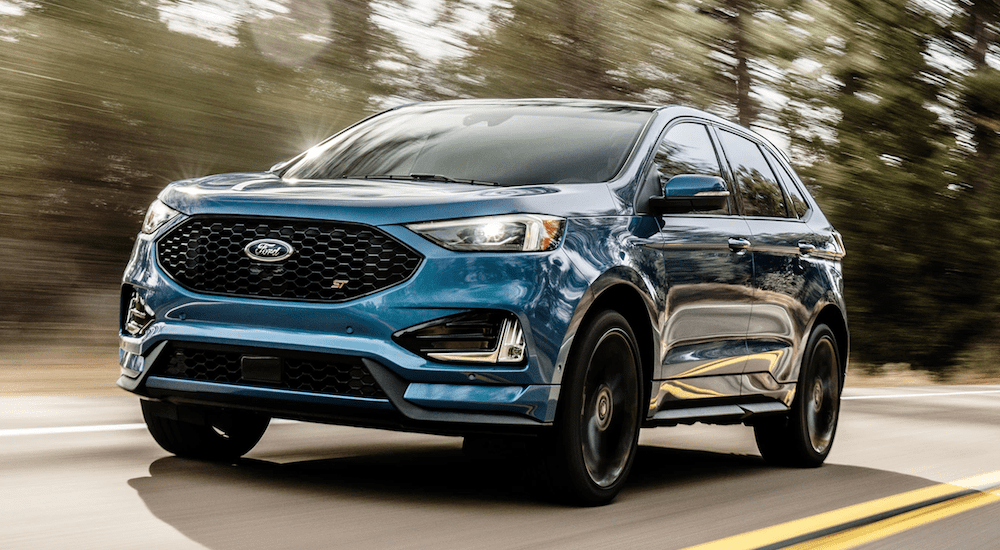 94 The Best 2019 Ford Edge New Design Concept