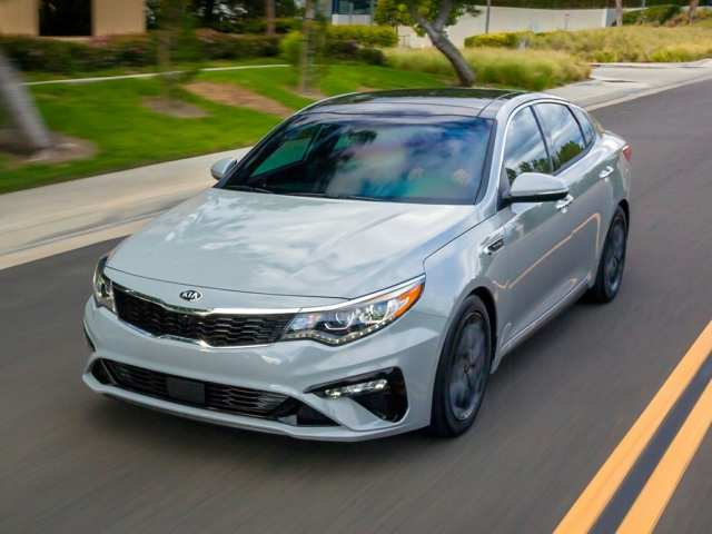 94 The Best 2019 Kia Optima Photos