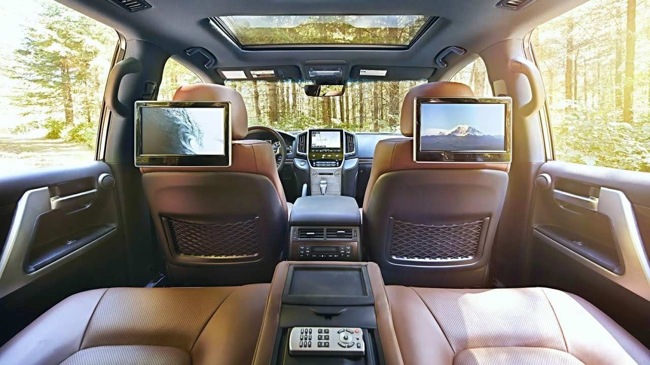 94 The Best 2019 Land Cruiser Research New
