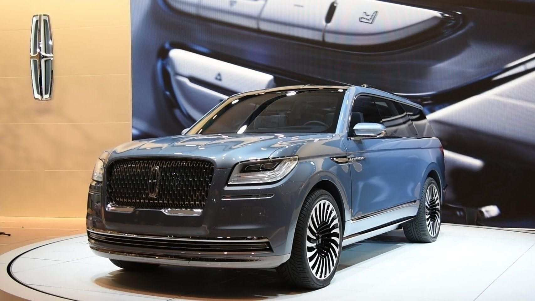 94 The Best 2019 Lincoln MKS Spy Photos Style